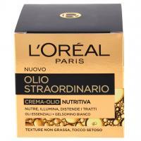 L'Oréal Paris Olio Straordinario Crema-Olio Nutritiva