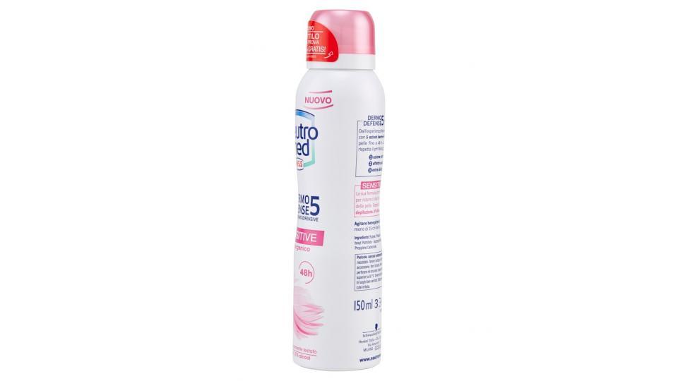Neutromed pH 5.5 Dermo Defense 5 Sensitive deo spray