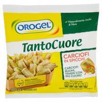Orogel TantoCuore Carciofi in Spicchi Surgelati
