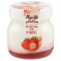 Alpiyò Valtellina Yogurt di Montagna con Confettura Extra di Frutti di Bosco