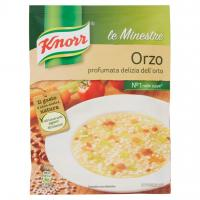 Knorr, Le Minestre orzo