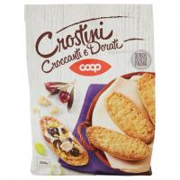 Crostini Croccanti E Dorati