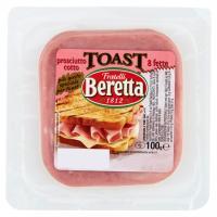Prosciutto Cotto Toast 8 Fette