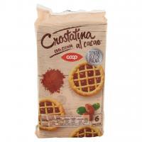 Crostatina Con Crema Al Cacao