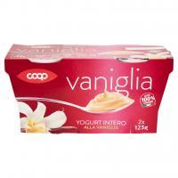 Yogurt Intero Alla Vaniglia