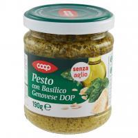 Pesto Con Basilico Genovese Dop Senza Aglio
