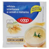 Vellutata Istantanea Ai Cereali E Rosmarino