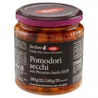 Pomodori Secchi Con Pecorino Sardo Dop
