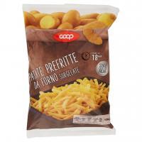 Patate Prefritte Da Forno Surgelate