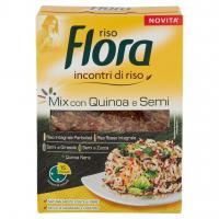 Flora, Incontri di riso Mix con quinoa e semi