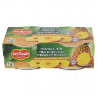 Del Monte, Gold ananas a fette in succo