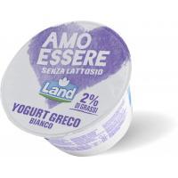 Yogurt Greco 2% senza Lattosio