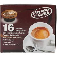 Capsule Caffe' Grancrema 16 Pz