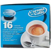 Capsule Caffe' Decaffeinato 16 Pz