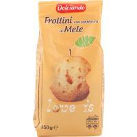 Frollini con Confettura Mele