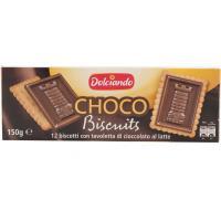 Biscotti Tavoletta Cioccolato