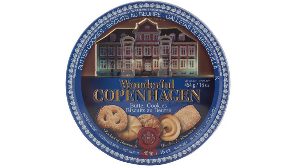 Biscotti Danesi in Latta