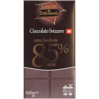 Cioccolato Fondente 85% le Stelle