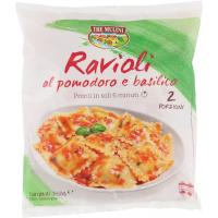 Ravioli al Pomodoro e Basilico