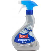 Detergente Spray Inox