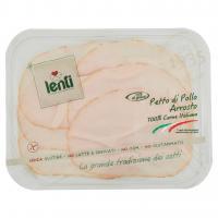 Petto di Pollo Arrosto 100% Carne Italiana 0,100 Kg