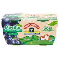 Tapporosso Soia 100% Vegetale Mirtillo