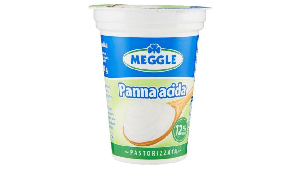 Panna Acida Pastorizzata 12% Grassi