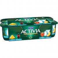 0% Grassi 2 Ananas - 2 Fragola - 2 Frutti di Bosco - 2 Pesca in Pezzi