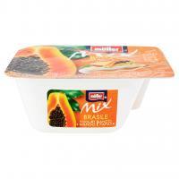 Brasile Yogurt Bianco + Mango e Papaya