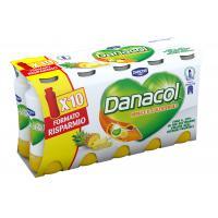 Danacol Ananas 10 x 100 g