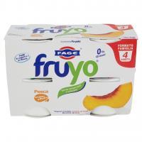 Fruyo 0% Grassi Pesca
