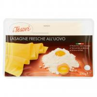 Lasagne Fresche all'Uovo