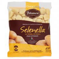 Gnocchi Freschi Preparati con Patate Fresche Selenella