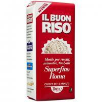 Riso Superfino Roma per Risotti, Minestre, Timballi