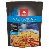 Nasi Goreng all'Indonesiana Riso Piccante con Verdure