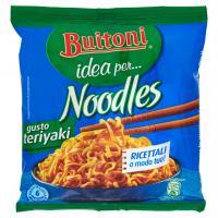 IDEA PER NOODLES GUSTO TERIYAKI Noodles istantanei e condimento 1 porzione