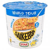 World Tour Spagna Saikebon Paella
