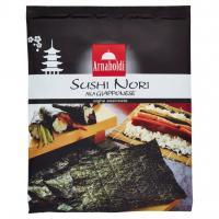 Sushi Nori alla Giapponese Alghe Essiccate 10 Fogli