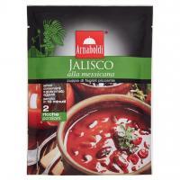 Jalisco alla Messicana Zuppa di Fagioli Piccante