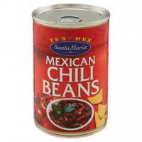 Tex Mex Mexican Chili Beans