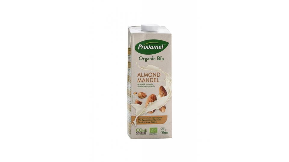 Latte di Mandorle con Agave
