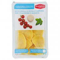I Granpanzerotti Mozzarella di Bufala Campana Dop, Pomodoro e Basilico