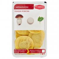 I Medaglioni Funghi Porcini