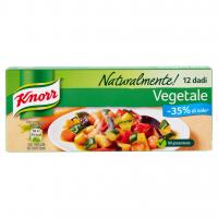 Naturalmente! Vegetale -35% di Sale** 12 Dadi