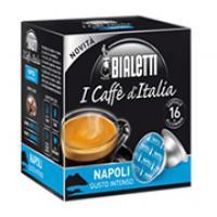 Caffe' d'Italia Napoli Gusto Intenso Espresso 16 Capsule