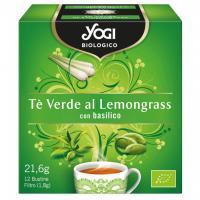 Yogi Tea Teverde Lem.Bio 21,6g
