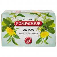 Le Tisane Detox con Ortica e Tè Verde