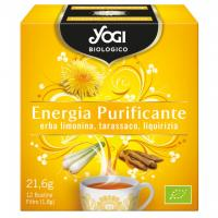 Yogi Tea Energ/purif.Bio 21,6g