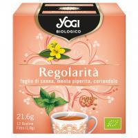 Yogi Tea Regolarita' Bio 21,6g