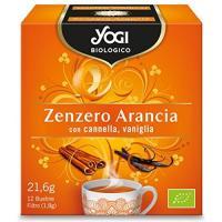 Yogi Tea Zenzero Arancia Bio